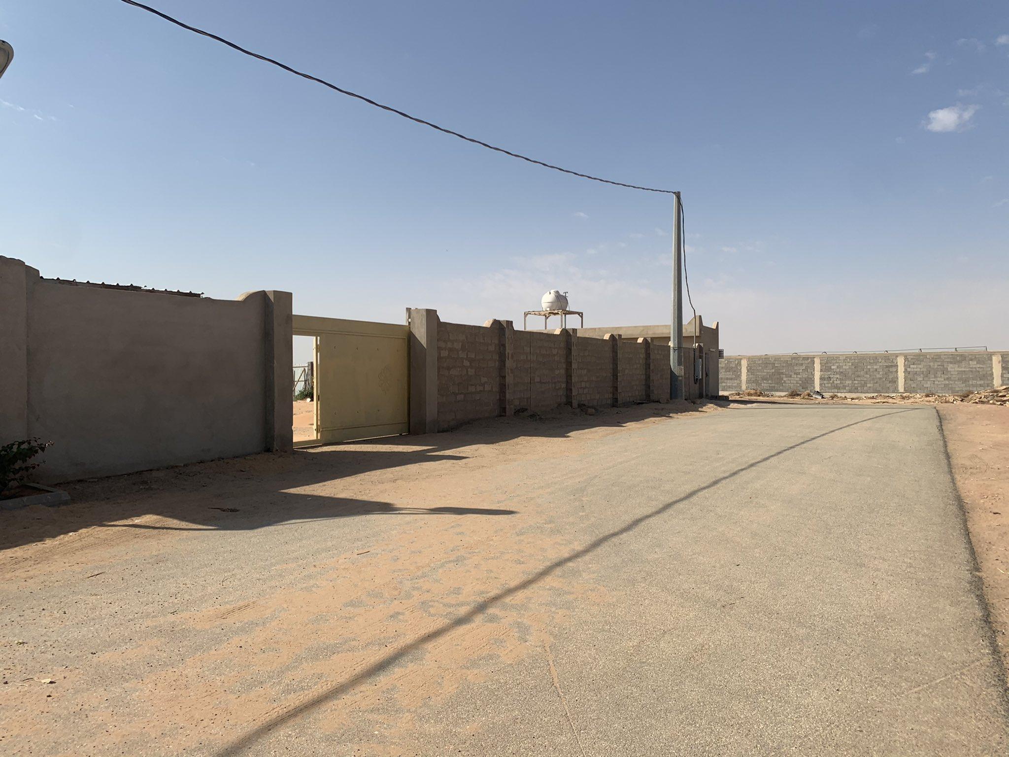 للبيع استراحة مملوكة بصك مشاع الموقع: #البكيرية طريق ساق