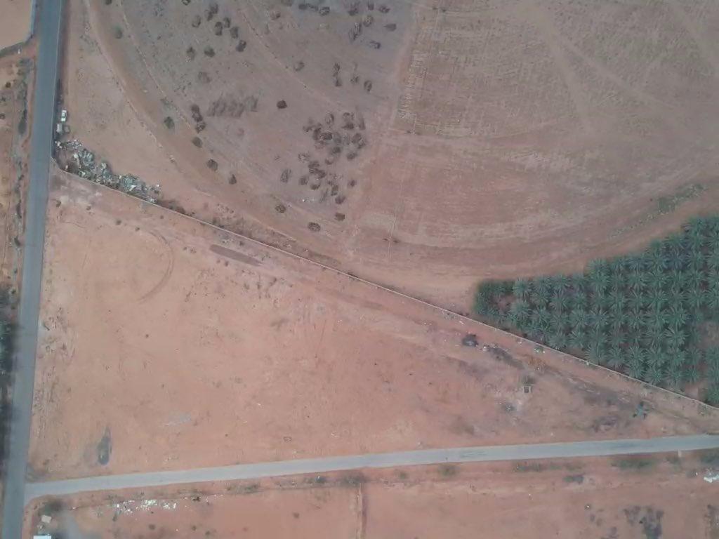 للبيع ارض زراعية مملوكة بصك شرعي الموقع: جنوب غرب #الهلالية